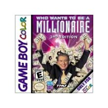 Who Wants To Be A Millionaire: 2nd Edition (GBC)