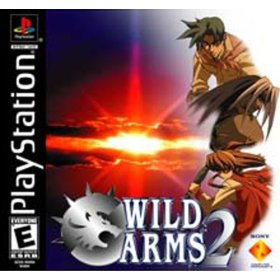 Wild Arms 2 (Playstation)