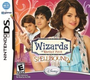 Disney Wizards of Waverly Place: Spellbound (Nintendo DS)