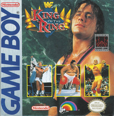 WWF King of the Ring (Gameboy)