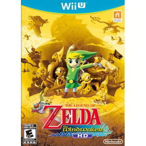 Zelda The Wind Waker HD (Wii U)