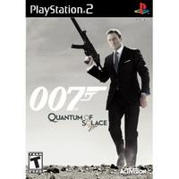 Bond 007: Quantum of Solace (PS2)