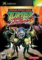 Teenage Mutant Ninja Turtles 3: Mutant Nightmare (Xbox)