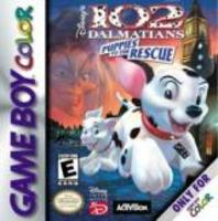 102 Dalmatians: Puppies to the Rescue (Gameboy Color)