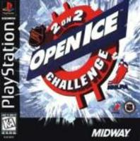2 on 2 Open Ice Challenge (Playstation)