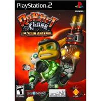 Ratchet & Clank Up Your Arsenal (PS2)