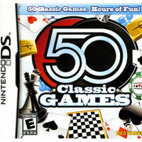 50 Classic Games (3DS)