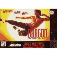 Dragon: The Bruce Lee Story (Super Nintendo)
