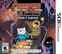 Adventure Time Dungeon I Don't Know (3DS)