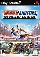 Summer Athletics The Ultimate Challenge (PS2)