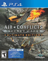Air Conflicts: Secret Wars (PS4)