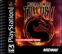 Mortal Kombat Trilogy (Playstation Game)