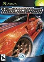 Need for Speed Underground (Xbox)