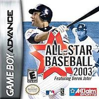 All-Star Baseball 2003 (GBA)