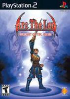 Arc the Lad Twilight of the Spirits (PS2)