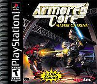 Armored Core Master of Arena (Playstation)