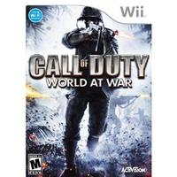 Call of Duty: World at War (Nintendo Wii)