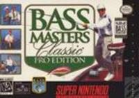 BASS Masters Classic Pro Edition (SNES)