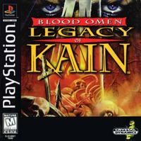 Blood Omen: Legacy of Kain (PSX)