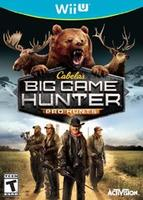 Cabela's Big Game Hunter: Pro Hunts (Wii U)