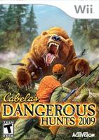 Cabela's Dangerous Hunts 2009 (Wii)