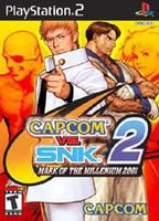 Capcom vs SNK 2 (PS2)