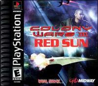 Colony Wars 3:Red Sun (Playstation)