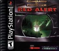 Command & Conquer Red Alert (Playstation)