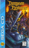 Dungeon Explorer (Sega CD)