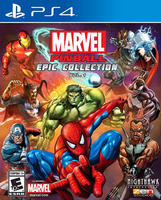 Marvel Pinball: Epic Collection Vol. 1 (PS4)