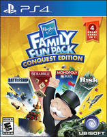 Hasbro Family Fun Pack Conquest Edition (PS4)