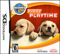 Discovery Kids: Puppy Playtime (DS)