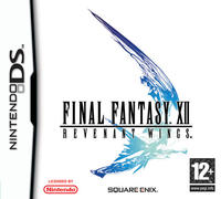 Final Fantasy XII Revenant Wings (DS)