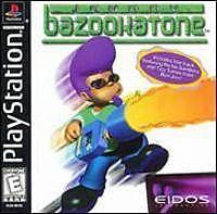 Johnny Bazookatone (Playstation)