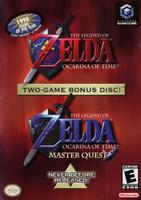 Legend of Zelda: Ocarina of Time (w/ Master Quest) (GC)