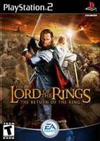 Lord of the Rings Return of the King (PS2)