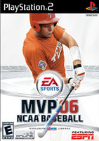 MVP NCAA Baseball 06 (PS2)