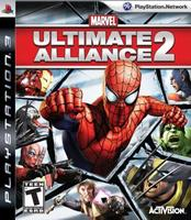 Marvel Ultimate Alliance 2 (PS3)
