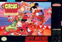 Mickey Mouse: The Great Circus Mystery (SNES)