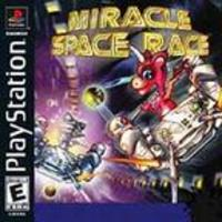 Miracle Space Race (Sony Playstation)