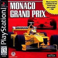 Monaco Grand Prix (Playstation)