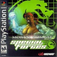 Mortal Kombat Special Forces (PSX)