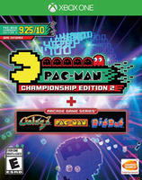 Pac-Man Championship Edition 2  Arcade Game Series (Xbox One)
