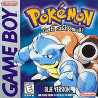 Pokemon Blue (Gameboy)