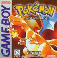 Pokemon Red (Gameboy)