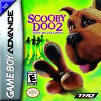 Scooby Doo 2 Monsters Unleashed (GBA)