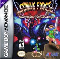 Shining Force Resurrection of the Dark Dragon (GBA)