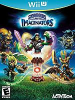 Skylanders Imaginators: Game Only (Wii U)