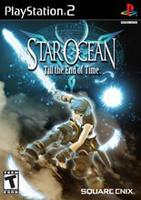 Star Ocean Till the End of Time (PS2)