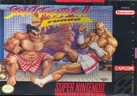 Street Fighter II - Turbo (SNES)